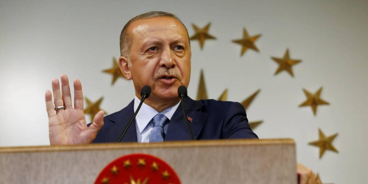 Turquía reelige a Erdogan como presidente