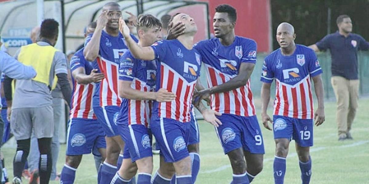 Atlético de San Francisco de Macorís vence a Jarabacoa y es puntero de la LDF