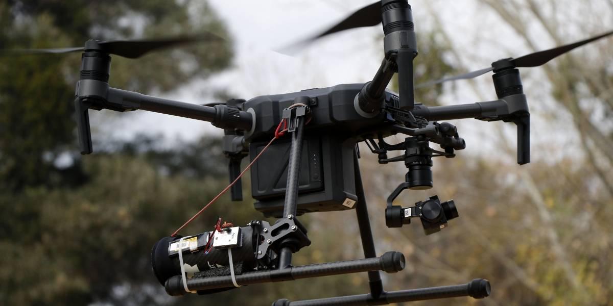 Propuesta futurista: diputados UDI presentan proyecto para que incluso drones trasladen órganos para transplante