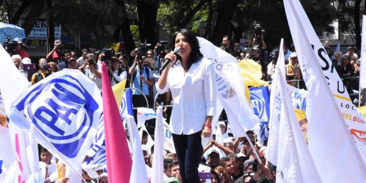 Barrales: La CDMX necesita una mujer que gobierne y no que obedezca