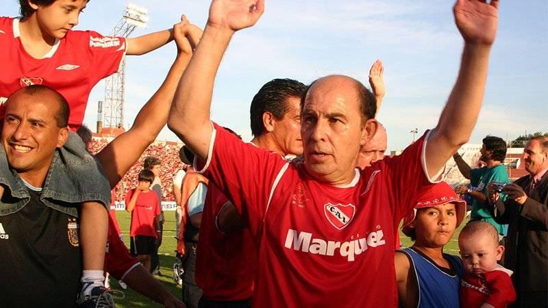 Ricardo Bochini es el máximo ídolo en la historia de Independiente de Avellaneda / Foto: TyC
