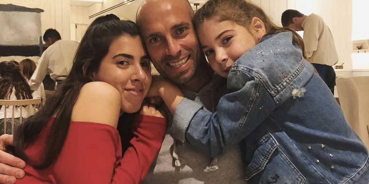 Mulher e filhas de Caballero são alvo de ameaças na web
