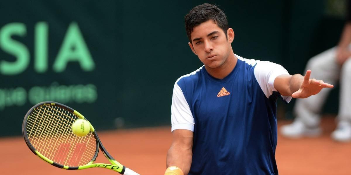 Wimbledon: Garín y Collarini ganaron en la qualy