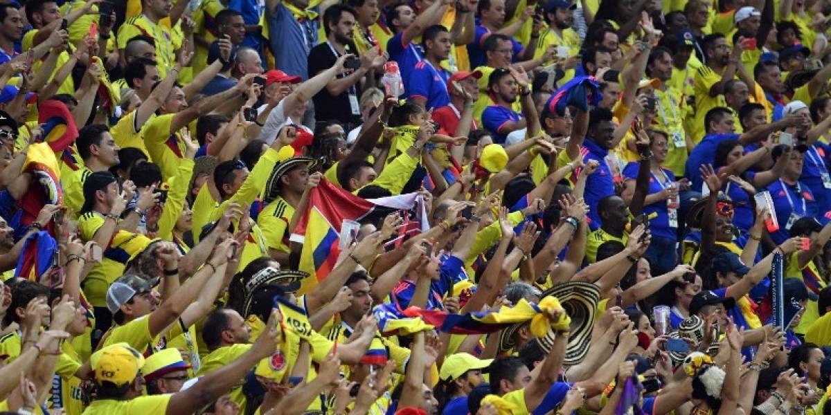 VIDEO. Millones de colombianos de fiesta tras goleada a Polonia