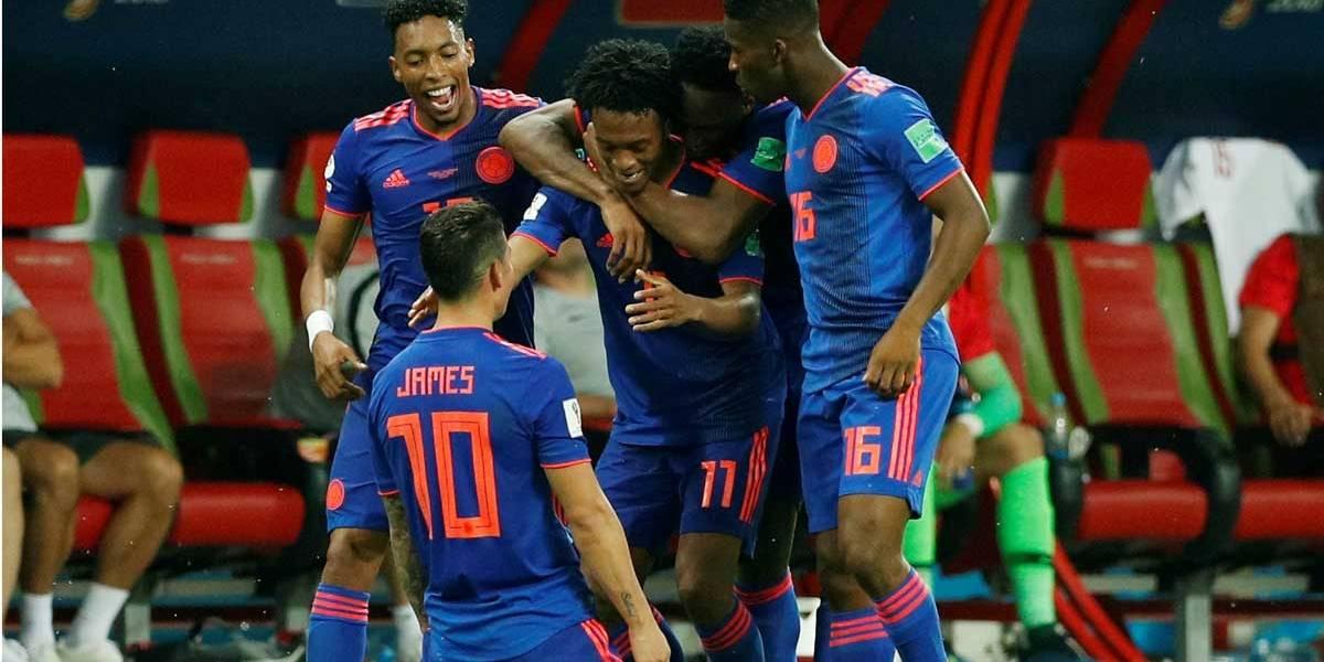 Copa do Mundo: Em jogo emocionante, Colômbia bate a Polônia por 3 a 0