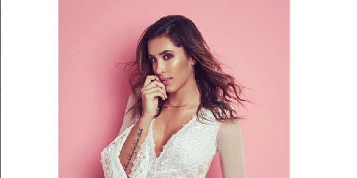 Los rumores de amoríos de James con modelo rusa no frenan a Daniela Ospina
