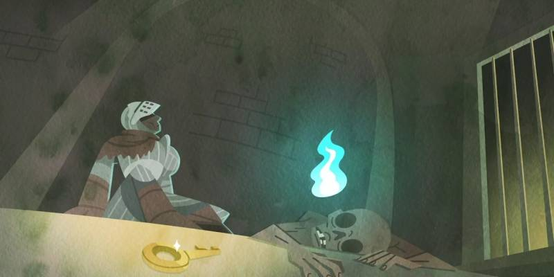 Este notable corto (semi) animado relata la historia de Dark Souls
