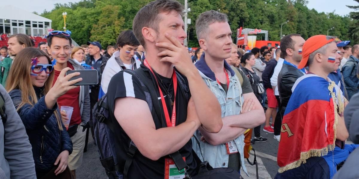 Aconsejan a los amantes del fútbol no visitar la Fan Fest en Moscú