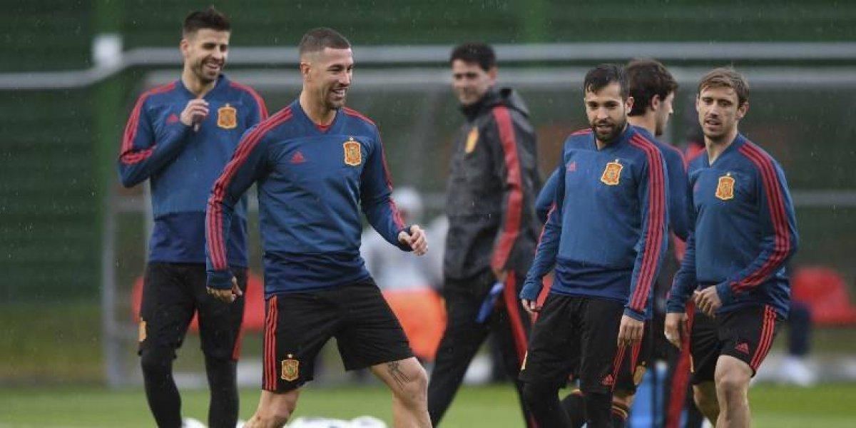 """""""La Roja"""" por el primer puesto del grupo B ante Marruecos"""