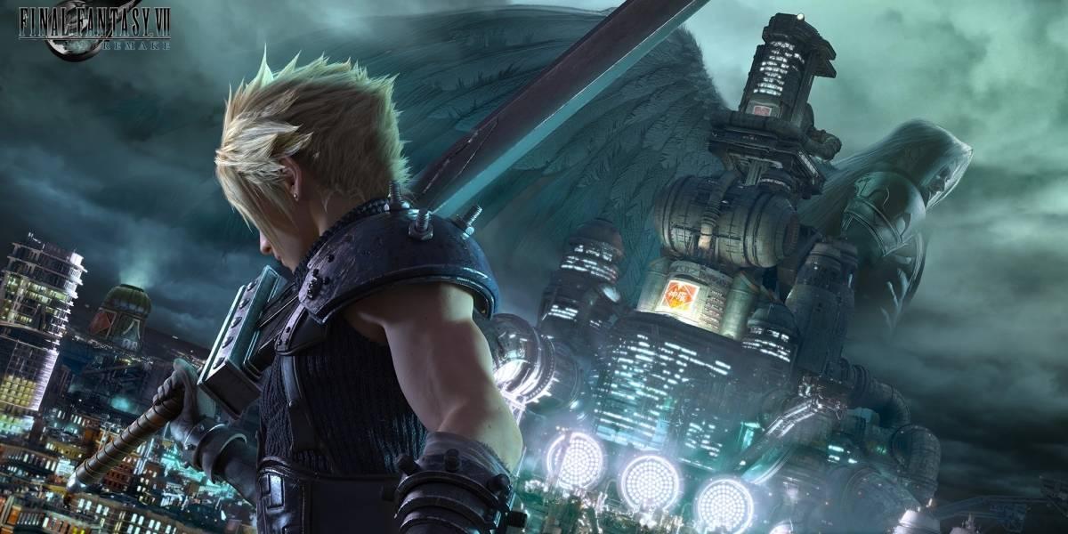 Square Enix reconoce que se apuraron al anunciar remake de Final Fantasy VII