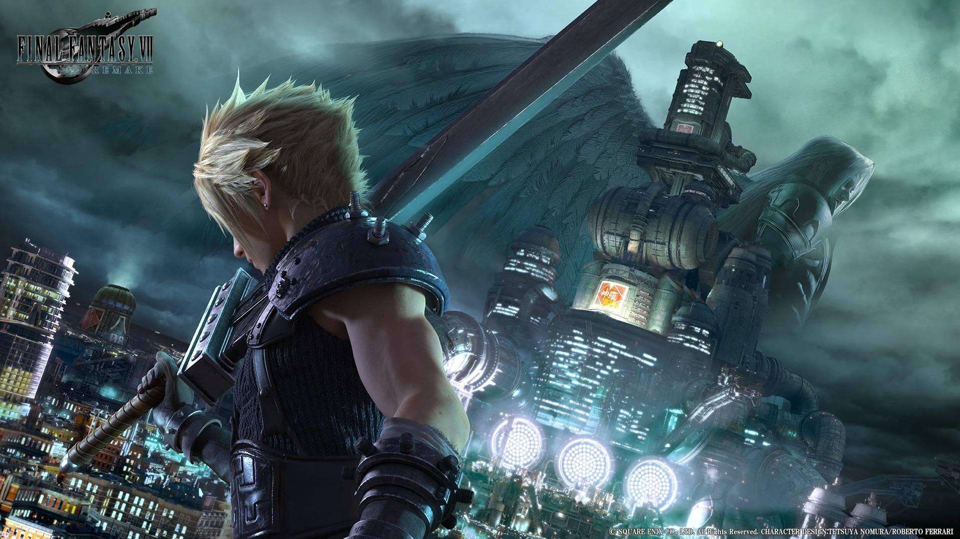Square Enix reconoce que se apuraron al anunciar Final Fantasy VII