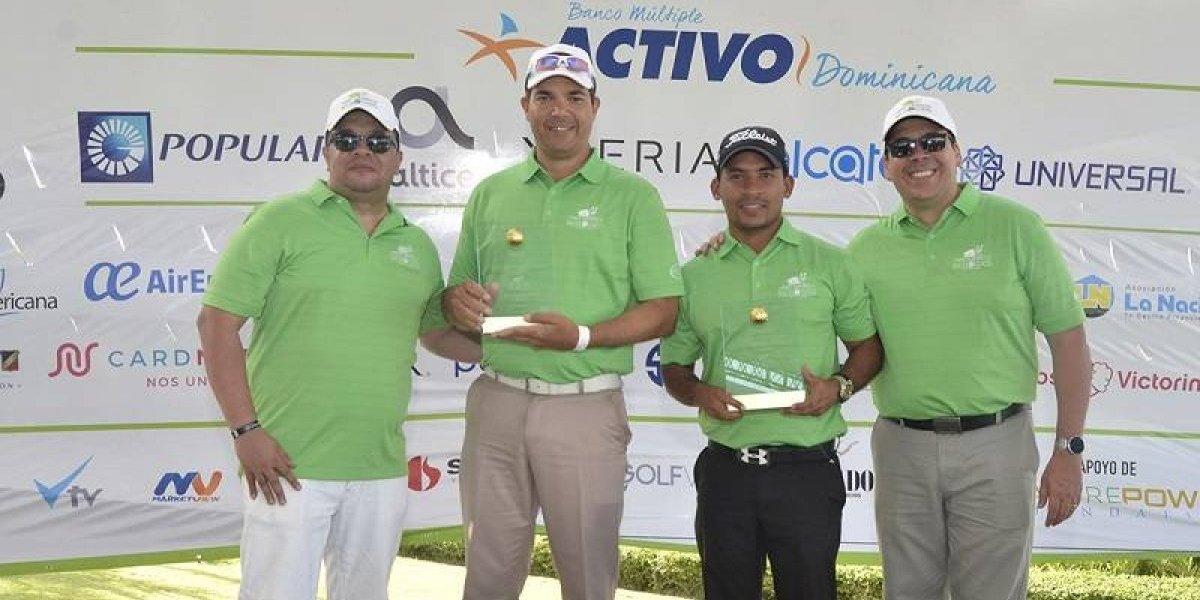 #TeVimosEn: Celebran con gran éxito el primer Business Golf de RD