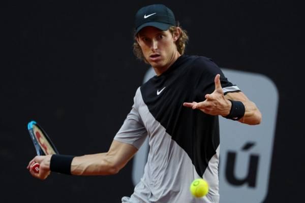 Nicolás Jarry consiguió su primer triunfo en Wimbledon
