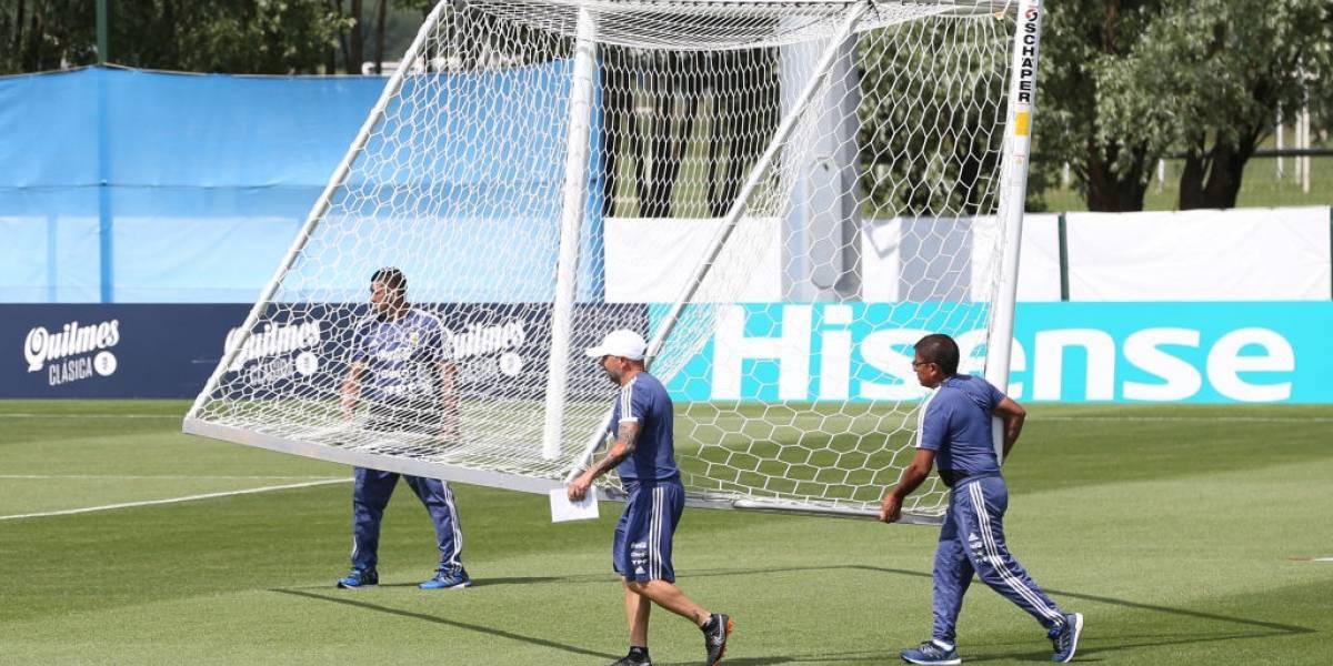 """¿Sampaoli o el plantel armaron la formación? Argentina anuncia renovación total para la """"final"""" con Nigeria"""