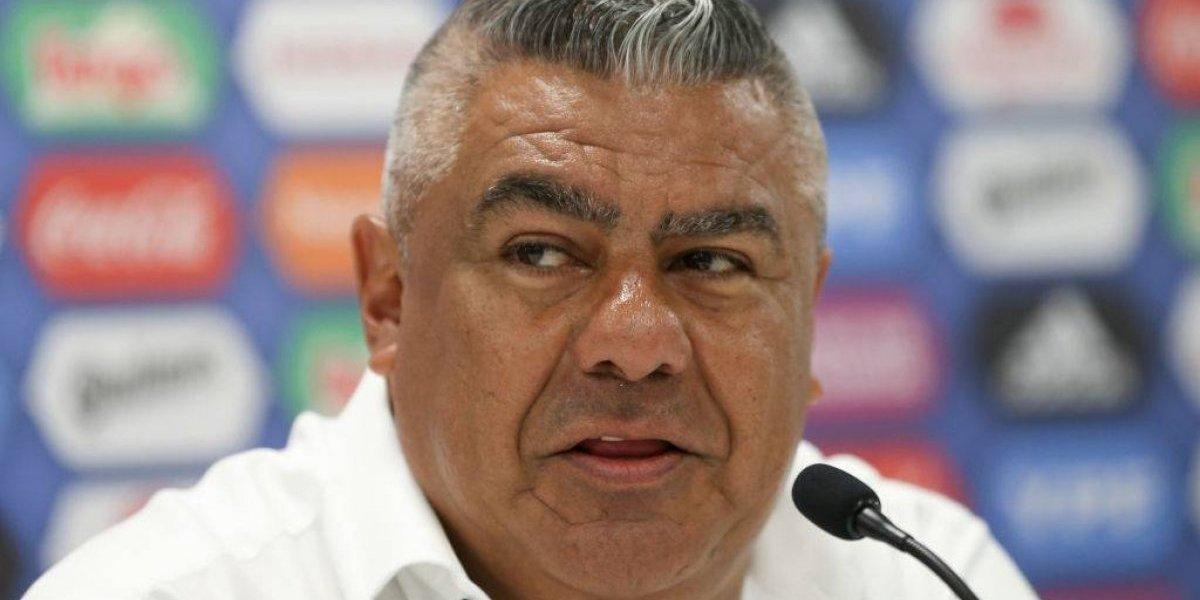 """Presidente del fútbol argentino niega """"motín"""" contra Sampaoli: """"Todo lo que se dice es mentira"""""""