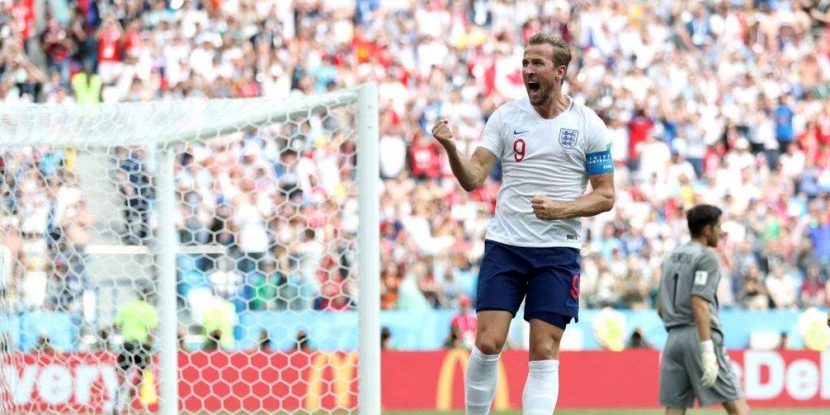 """Está intratable: el """"huracán"""" Harry Kane arrasa con todos y es el goleador del Mundial"""