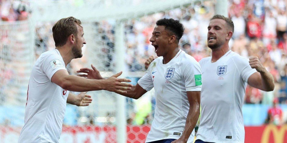 Hat-Trick de Harry Kane le da pase a Inglaterra a octavos en Rusia 2018