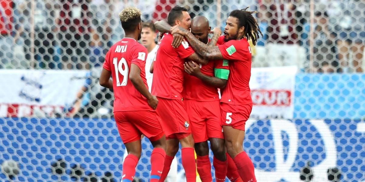 ¡Primer gol de Panamá en la historia de los Mundiales!