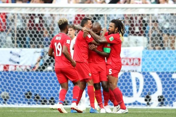 Video del primer gol de Panamá en un Mundial