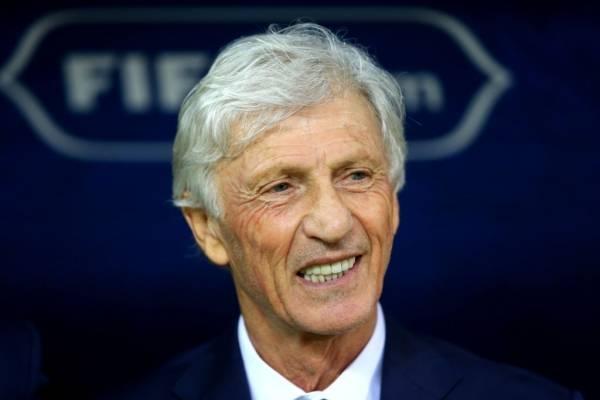 Pékerman, el único argentino que sonríe en Rusia... por ahora / Foto: Getty Images