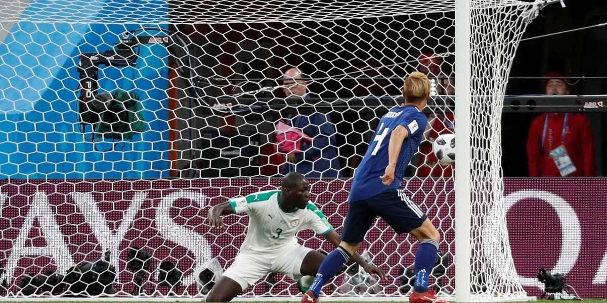 Copa do Mundo: Japão empata com Senegal em jogo disputado
