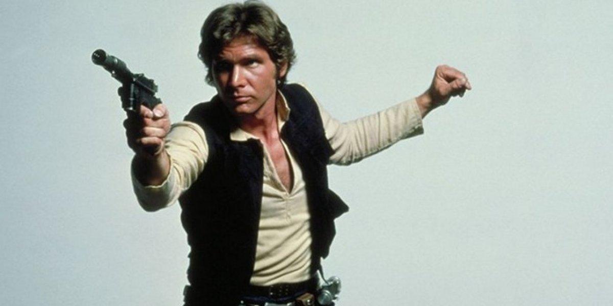 """Rematan una pistola de Han Solo en """"Star Wars"""" en US$ 550 mil"""