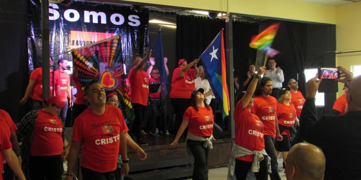 """Celebran """"Dios me ama siendo así"""" buscando aceptación a Comunidad LGBTQ"""