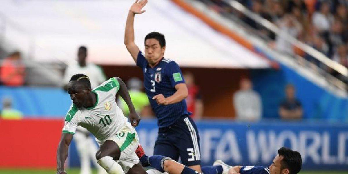 Japón y Senegal dan un recital y empatan en el Mundial