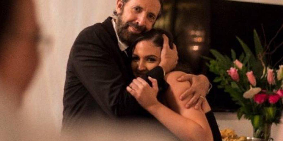 """Juan Luis Guerra muestra foto con su hija Paulina con mensaje """"Se graduó mi muchachita linda"""""""