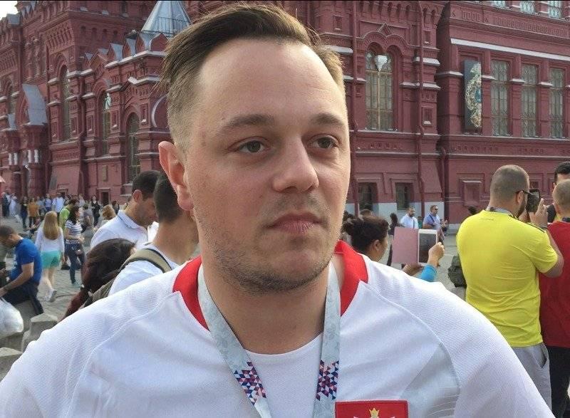 Kasper Jerzy, Fan de 25 años de Polonia