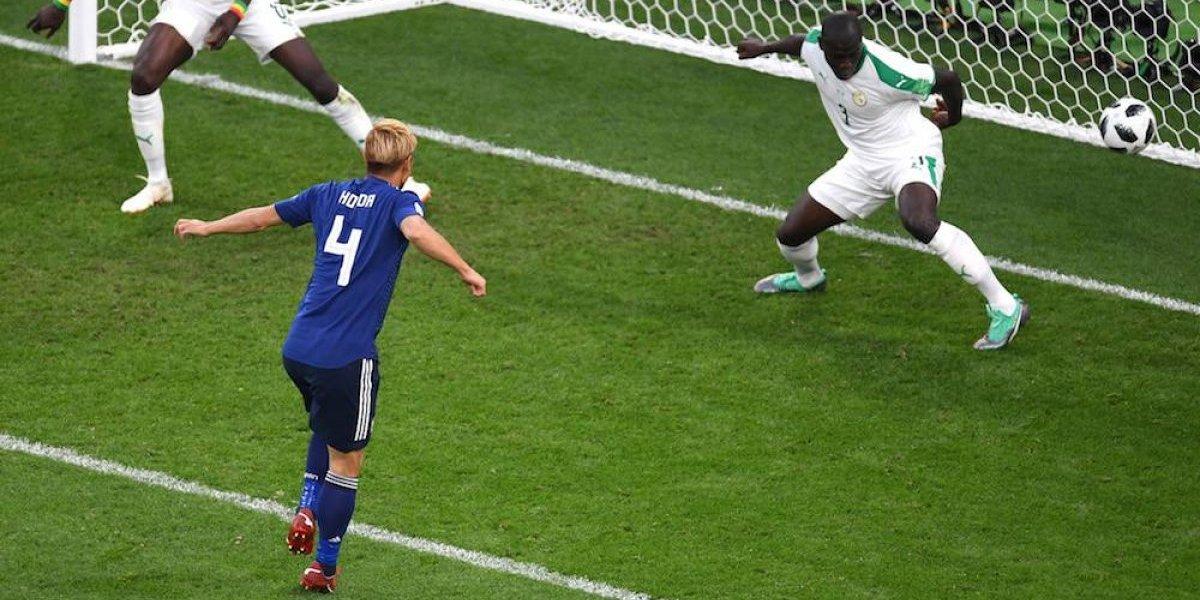 Japón y Senegal se baten en gran duelo y reparten puntos
