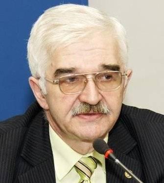 Konstantin Sokolov, experto en seguridad