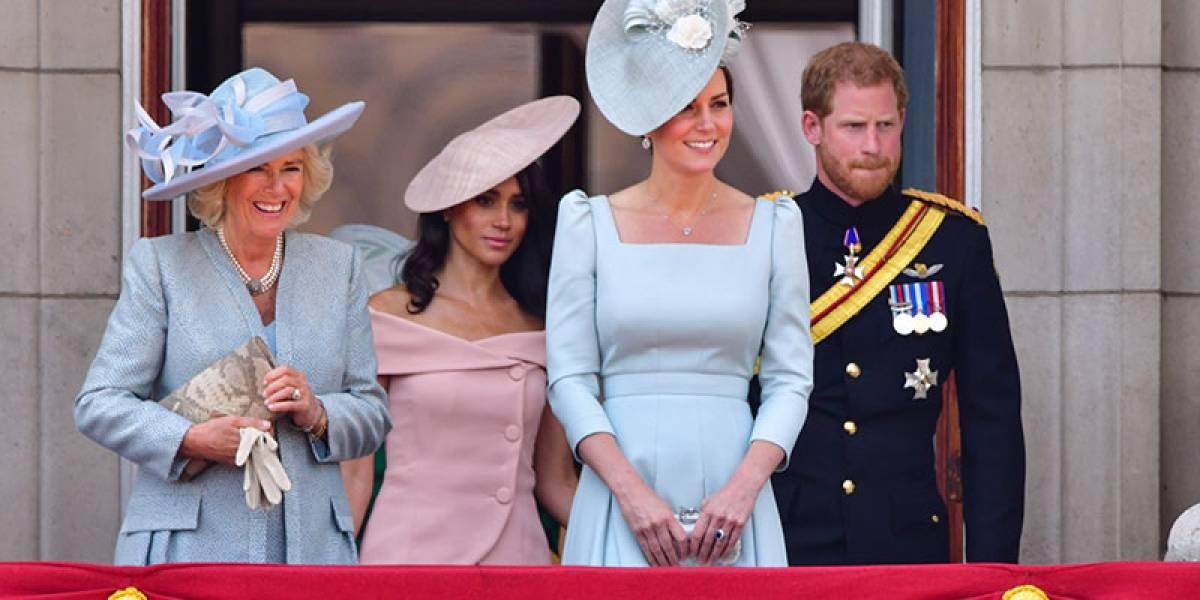 La absurda regla que deberá cumplir Meghan ante Kate Middleton