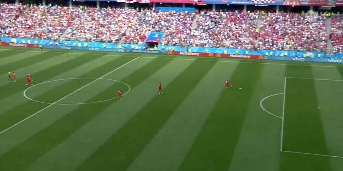 ¿Qué intentaban? Las insólitas acciones de los jugadores y el DT de Panamá ante Inglaterra