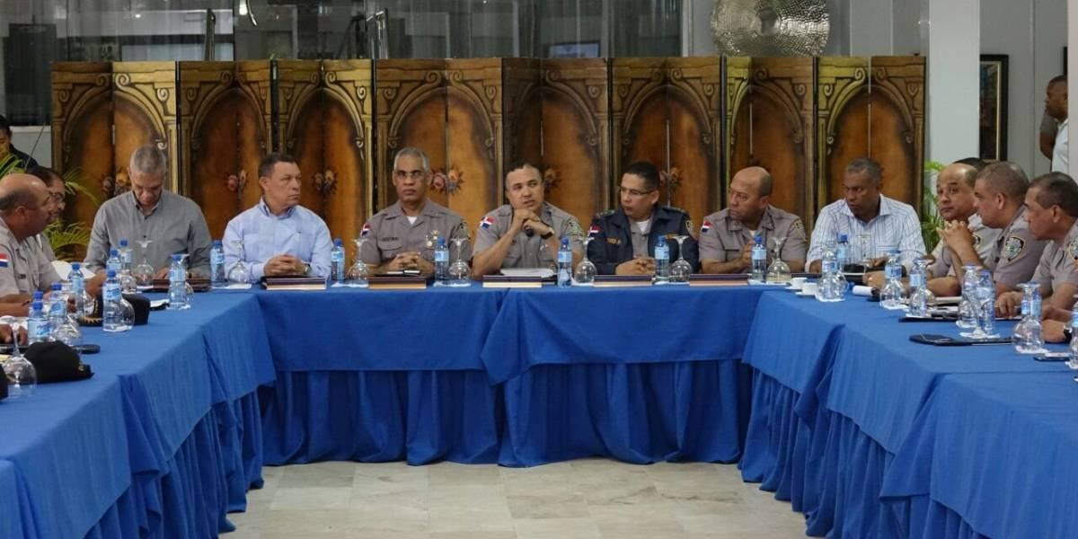 PN evalúa y coordina acciones preventivas garanticen seguridad ciudadana