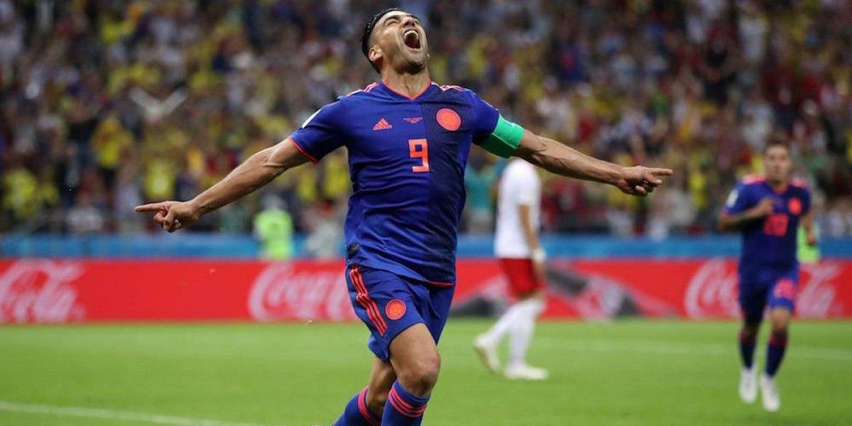 Colombia golea y elimina a Polonia, además revive en el Mundial de Rusia
