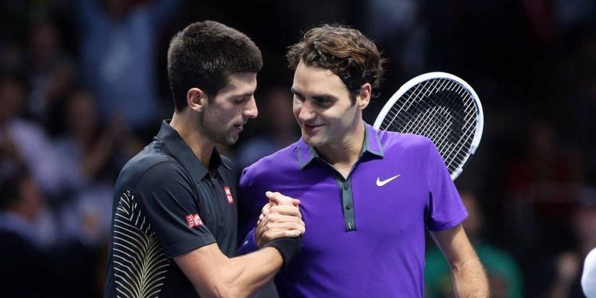 Roger Federer y Novak Djokovic caen en finales de Halle y Queen's