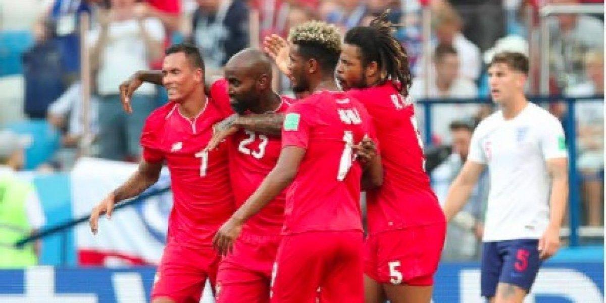 VIDEO: Panamá festeja en grande su primer gol en mundiales