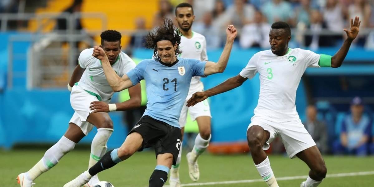 Uruguay y Rusia definen el primer lugar