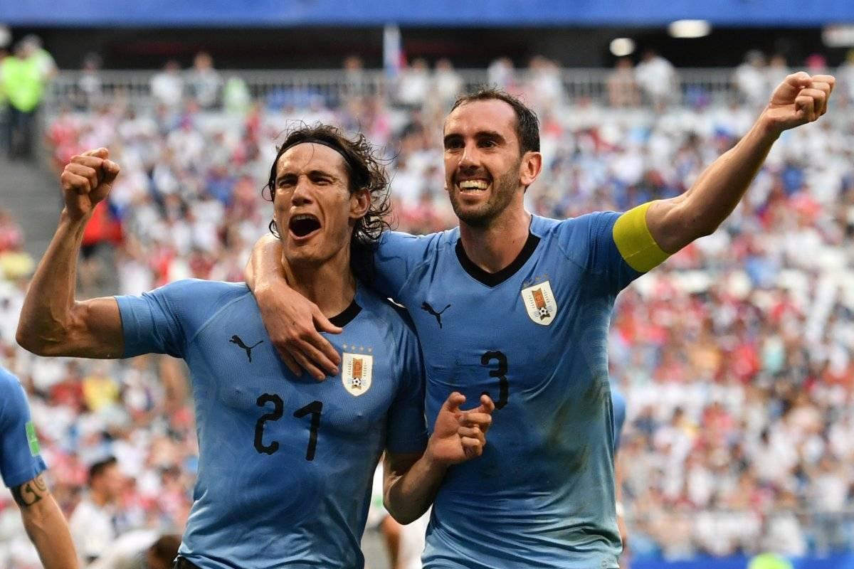 Uruguay terminó de manera perfecta su grupo