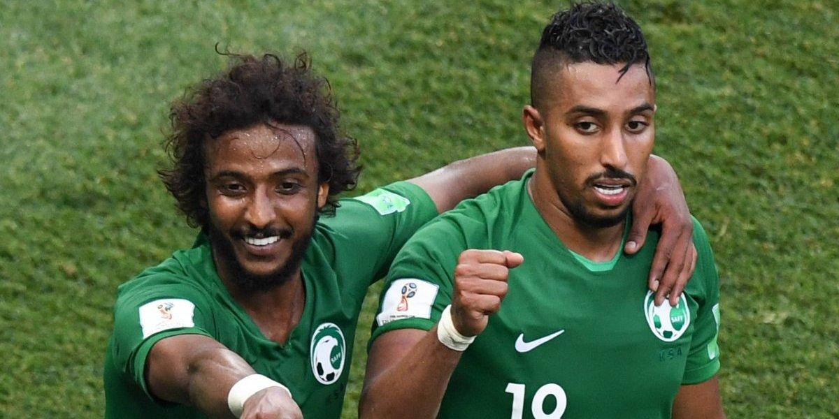 Arabia Saudita se despide dignamente del Mundial tras derrotar a Egipto