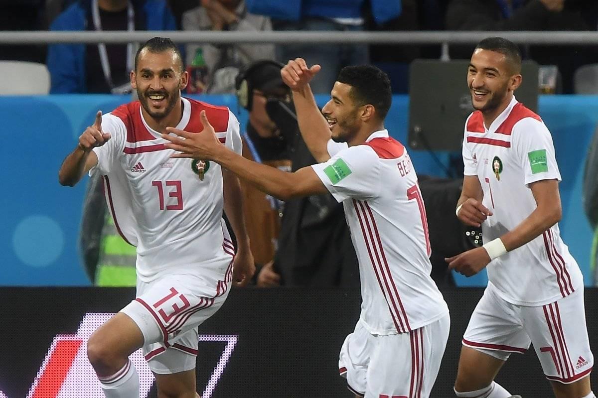 Boutaib puso en ventaja a Marruecos