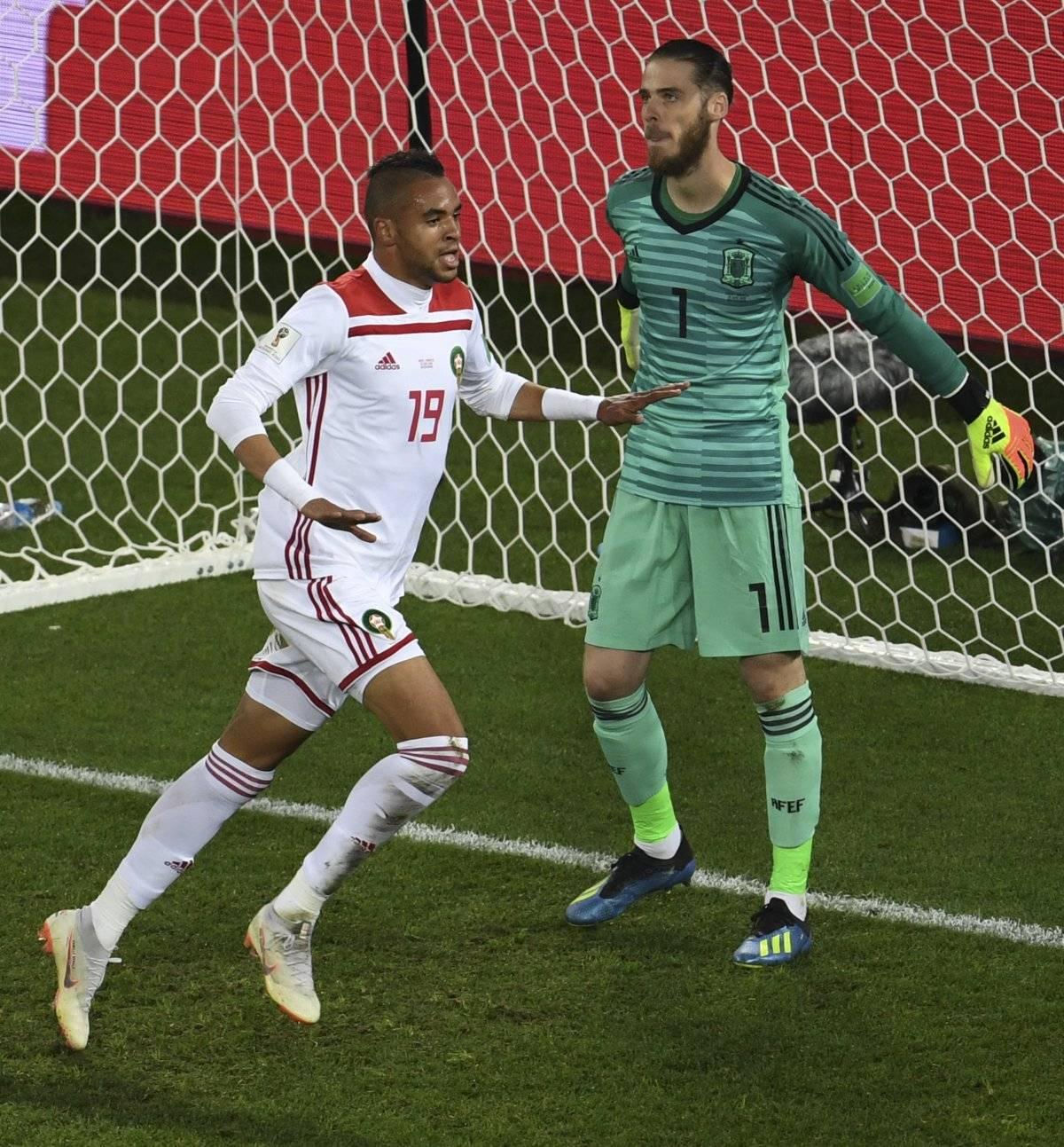 El empate de Marruecos