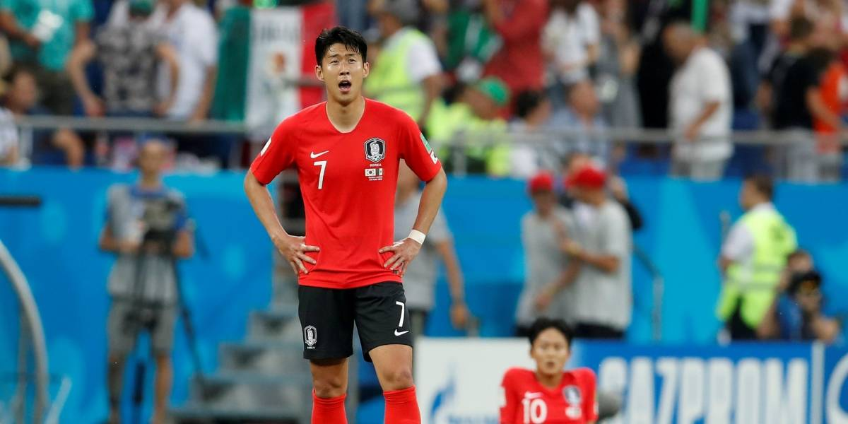 Copa do Mundo: Craque da Coreia do Sul pode abandonar carreira por ser obrigado a prestar serviço militar