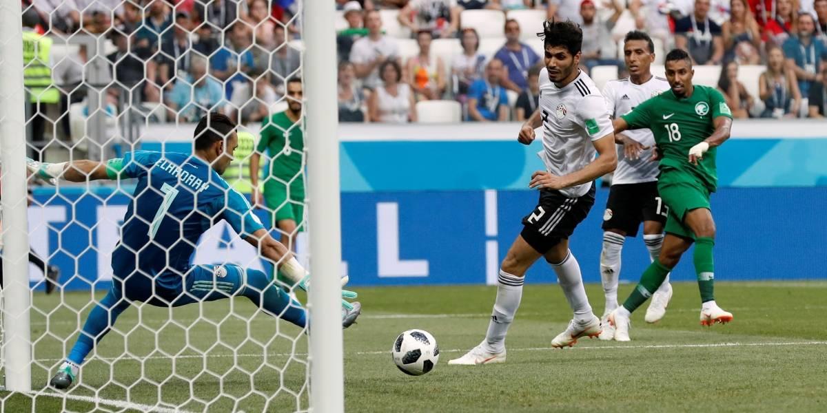 Arábia Saudita vira no fim contra o Egito e se despede da Copa com vitória