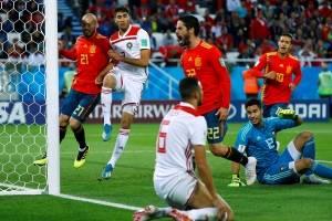 espanha e marrocos