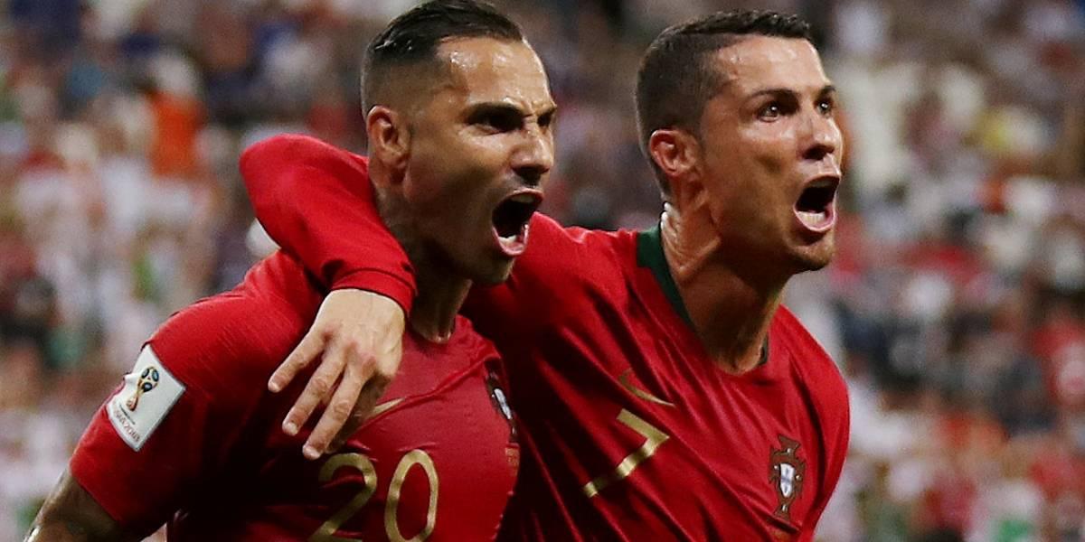 Portugal empata com Irã e encara Uruguai nas oitavas