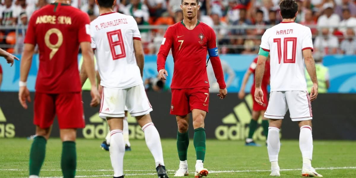 Copa do Mundo: Cristiano Ronaldo erra pênalti e internet vai à loucura