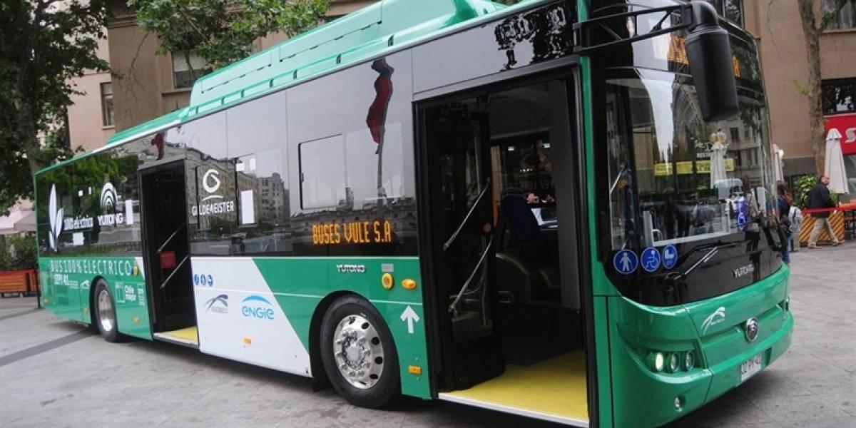 Resultado de imagen para Chile compro autobuses eléctricos a China