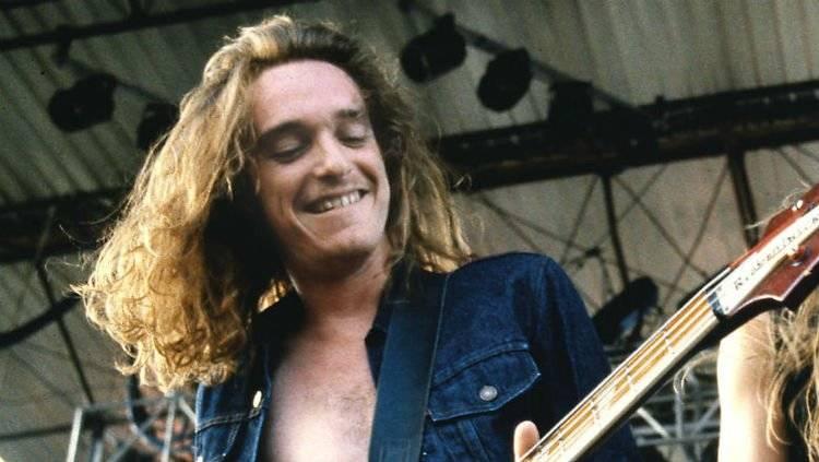 Cliff Burton, fue bajista de Metallica | Foto: Especial